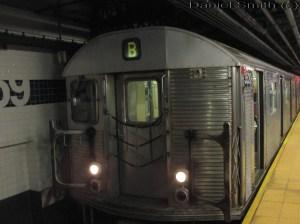 R32 B Train @ 59th Street