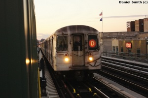 D Train @ 20th Avenue