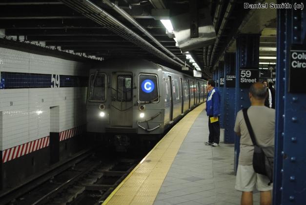 R68A C Train - 59th Street