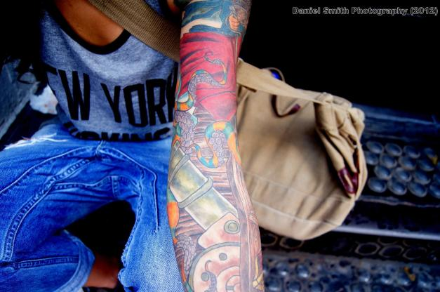 Krystal Pinto Tattoo