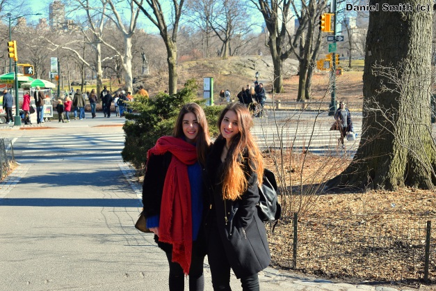 Women At Central Park