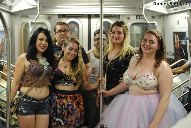Mermaids On The F Train