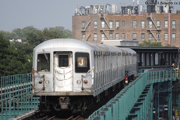 R42 J Train