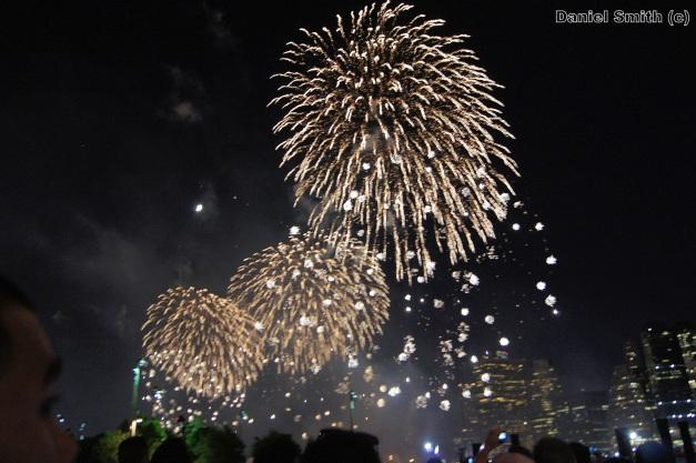 Fireworks Baby