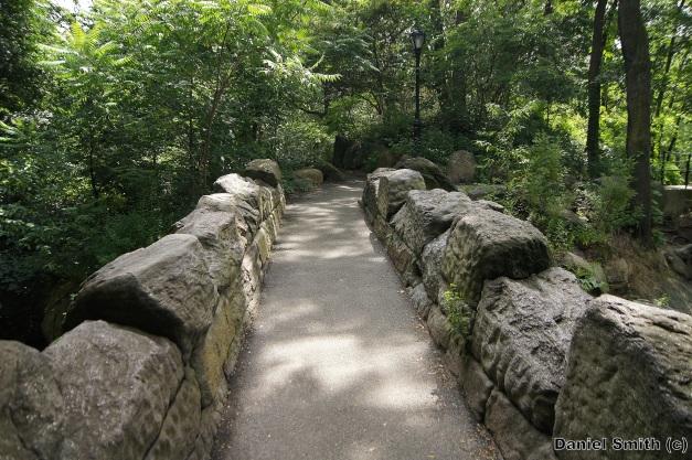 Central Park Rocks