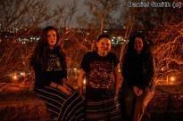 Females At Riverside Drive
