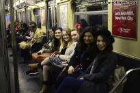Women On The C Train