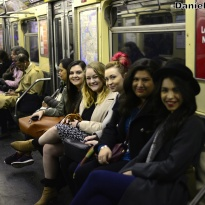 Women On The C Train