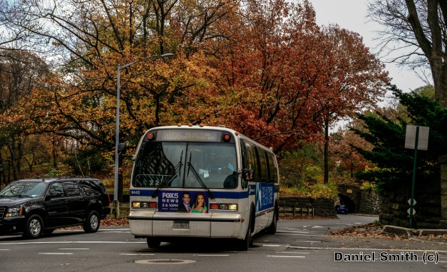 M106 At West 97th Street And Central Park West