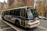 NovaBus RTS-06 9600 On The M20 At West 26th Street