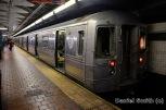 R68 D Train At 125th Street (Local)