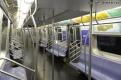 R160A-1 C Train Interior