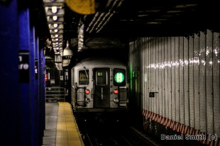 R62A 6 Train Leaves 14th Street-Union Square