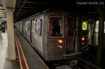 R68A N Train At 57th Street