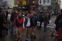 No Pants At 14th Street-8th Avenue