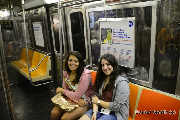 Women On The (D) Train