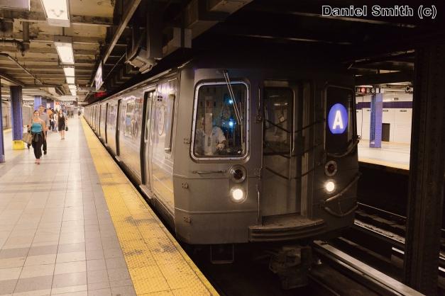 R68A A Train At Canal Street