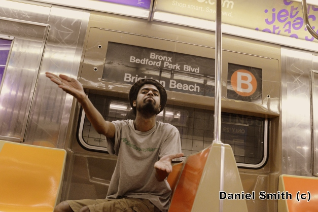 Daniel On The B Train
