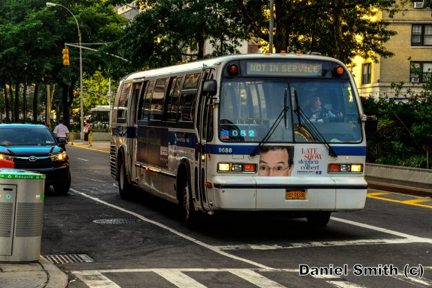 9688 On The 1 Train Shuttle Bus