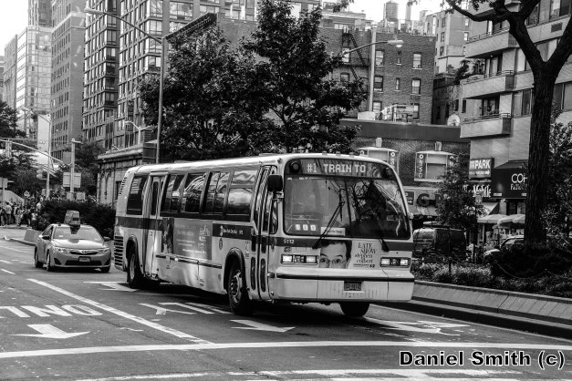 5112 On The 1 Train Shuttle Bus
