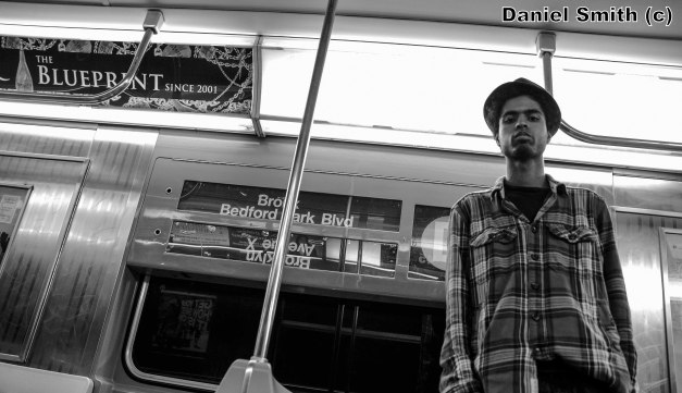 Daniel On The R68A D Train