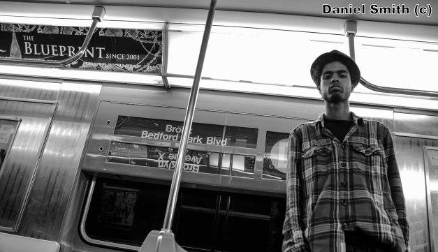 Daniel On The R68A D Train