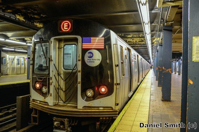 R160 E Train At 179th Street   Daniel The Cool NYC Website