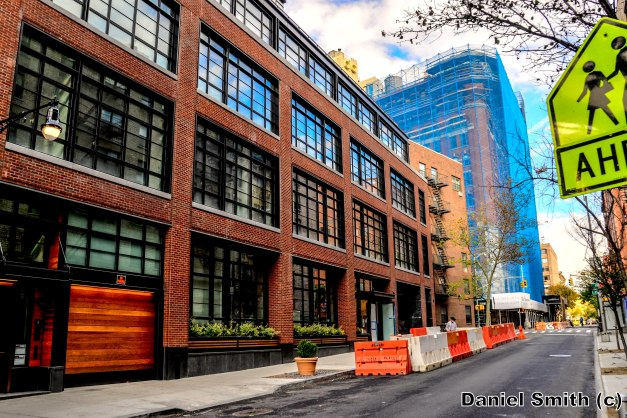 New Building In The West Village
