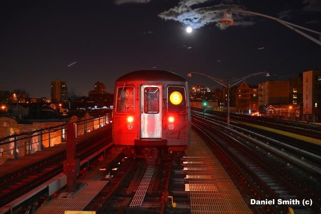 R68A B Train - Ocean Parkway