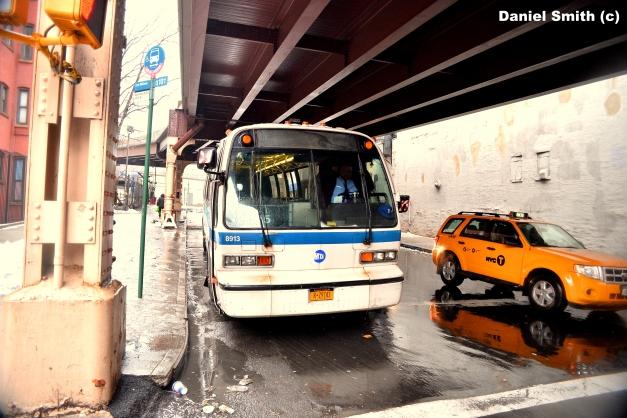 The Q101 Bus
