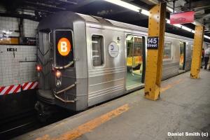 R68A B Train - 145th Street