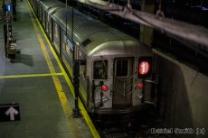 R62A 1 Train at Harlem-148th Street