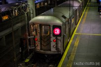 R62 3 Train at Harlem-148th Street
