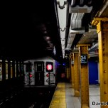 R62A 1 Train Leaves 34th Street