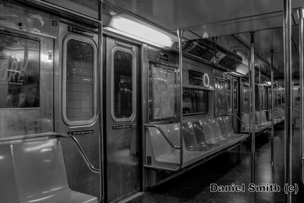 The Classic 6 Train