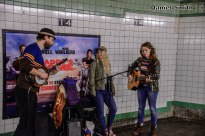 Performing at 14th Street