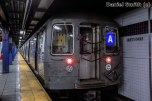R68 A Train At Chambers Street