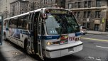 NovaBus RTS-06 9495 On The M106 At 96th Street And West End Avenue