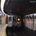 R68 (D) Train Leaves 125th Street