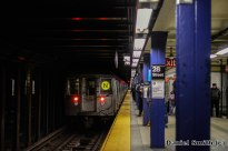 R68 N Train Leaves 28th Street