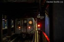 R68A B Train At Broadway-Lafayette Streets