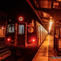 R160 J Train At Hewes Street