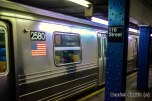R68 2580 On The D Train At 116th Street