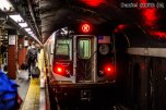 R160 M Train At Lexington Avenue-53rd Street