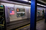 R68 2542 On The D Train At 116th Street