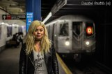 Female Makeup Artist And D Train