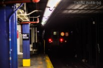 R68A B Train Leaves 96th Street