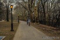 Riverside Park At West 100th Street