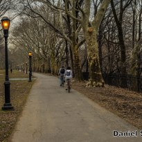 Riverside Park At West 100th Street