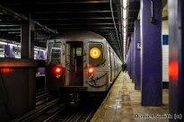 R68A D Train at 2nd Avenue